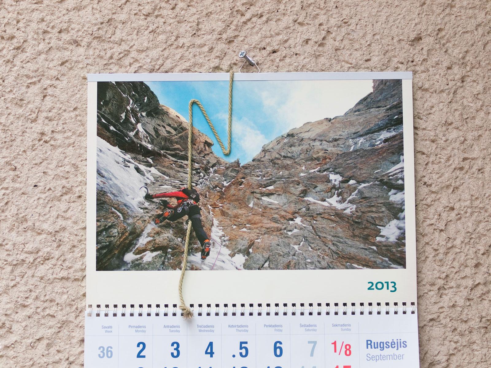 Sieninis įmonės kalendorius