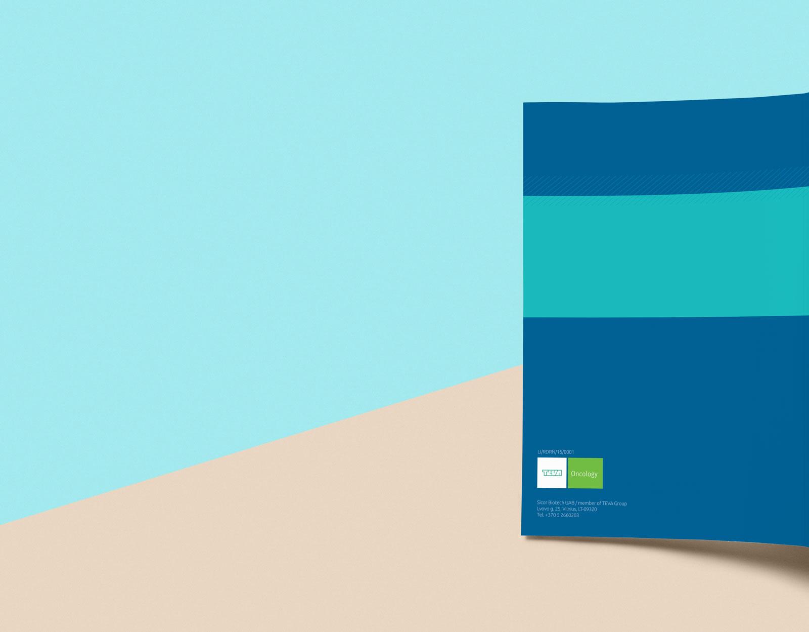 Reklaminio katalogo nugarėlės dizainas