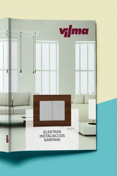 Katalogo viršelio dizainas