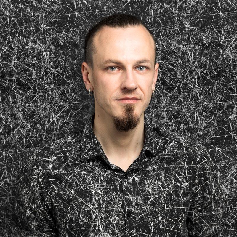 Marius Snudaitis portretas